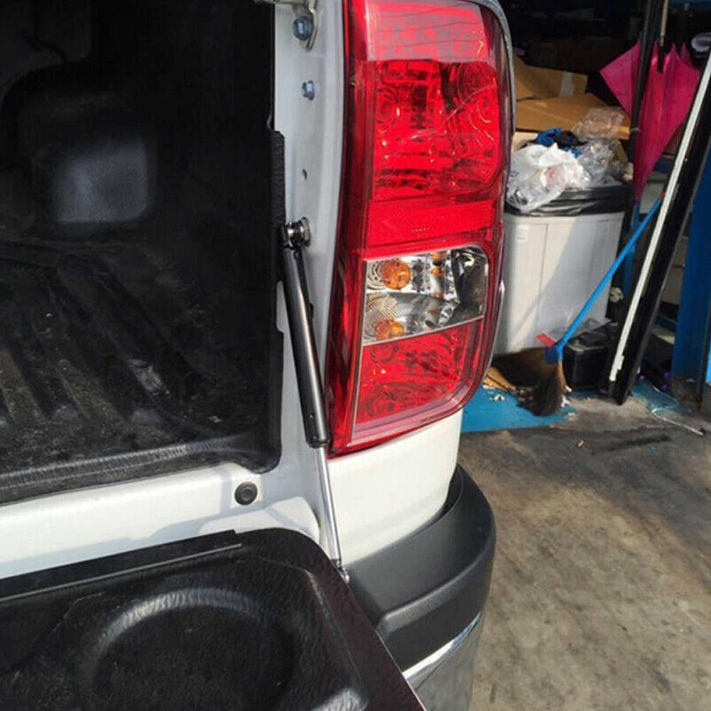 Angkat Angkat Strut Set Truk Logam Memperlambat Mobil Belakang Shock Alat Semi Dukungan Tahan Lama Damper Aksesoris untuk Hilux Vigo MK6