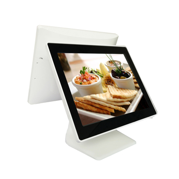 point of sale capacitive touch screen pos teminal high quality pos system restaurant cash register