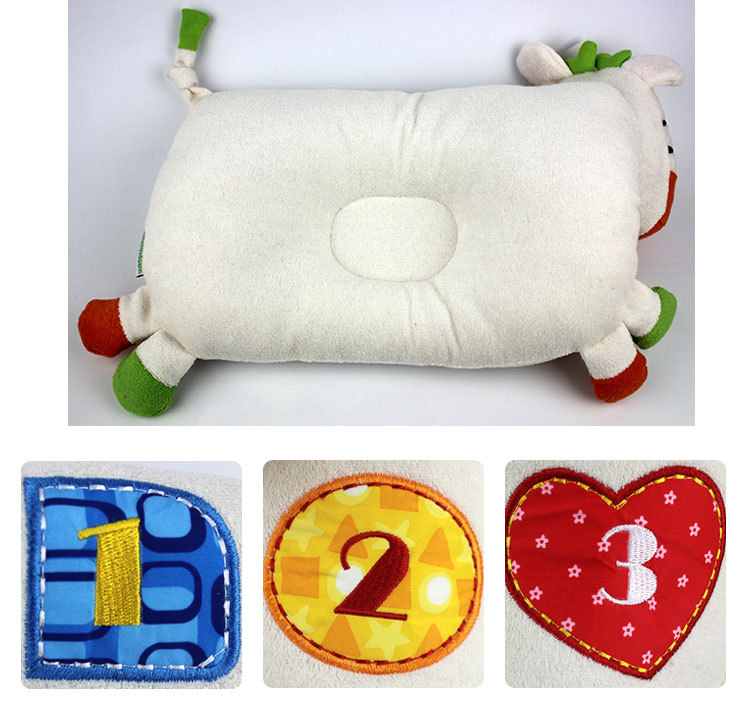 Cartoon Animal Styling Baby Nursing Pillow And Toddler Sleep Positioner Anti Roll Baby Bedding 11