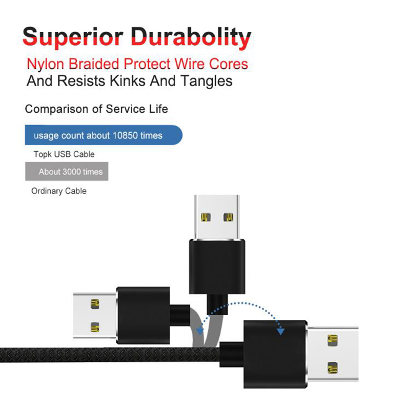 Magnetic Micro USB Cable For iPhone Samsung Huawei Magnet Charger Data Charging Type C USB Cable For Lighting Mobile Phone Cable in Mobile Phone Chargers from Cellphones Telecommunications