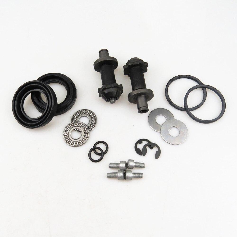 READXT 2Set 6Torx Rear hand brake handbrake Servomotor Calliper Suite Repair Parts For VW Passat B6 B7 CC Tiguan Q3 A6 32332267|parts for|parts passat|parts vw passat - title=