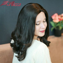 New Silk Base Body Wave Wigs For Women Human Hair