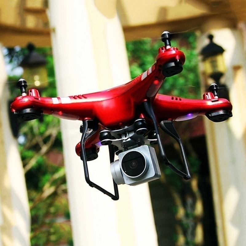 Drone RC intelligent quadrirotor SH5H 2.4G 4CH avec maintien d'altitude Mode sans tête une clé commande d'éclairage LED de retour vitesse VS Syma X5 fi