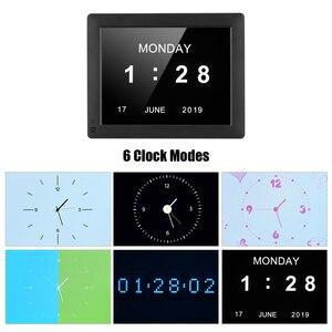 Image 2 - Andoer 9 pulgadas Ultra delgado IPS LCD Digital marco foto escritorio álbum 1280*800 compatible con foto/música/vídeo/alarma/detección de movimiento