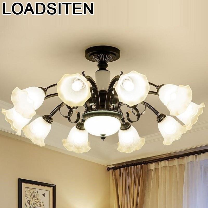 Hanglamp Industrieel Industrial Lampen Modern Lustre E Pendente Para Sala Jantar Lampara De Techo Colgante Moderna Hanging Lamp