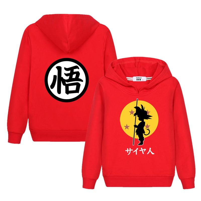 Lolocee kids 3D cartoon hoodie Boy girl anime funny sweatshirt New autumn tops hoodies child Anime casual clothes coats 4