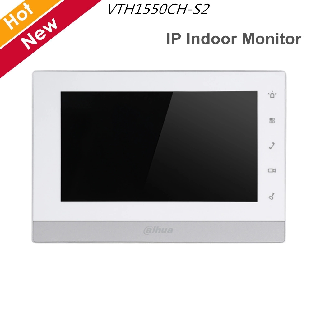 Dahua Video Intercoms VTH1550CH-S2 IP Indoor Monitor 7