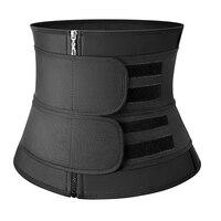 Balck Zip 2 Belts