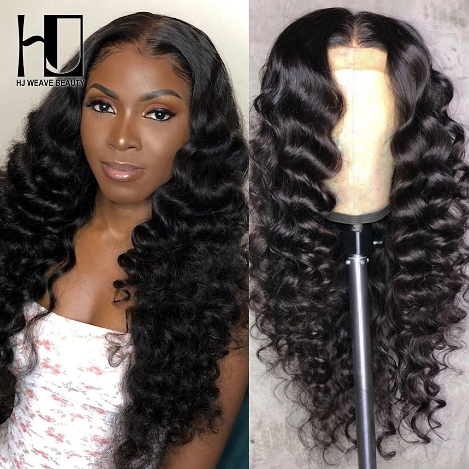 13x6 Lace Front Human Hair Wigs Brazilian Natural Wave Remy Hair Natural Hairline With Baby Hair Undetectable Glueless Lace Wigs