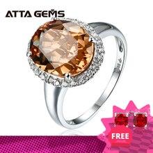 Zultanite изменение цвета סטרלינג כסף טבעת נוצר Zultanite לנשים צבע שינוי אבן עיצוב תכשיטים חתונה
