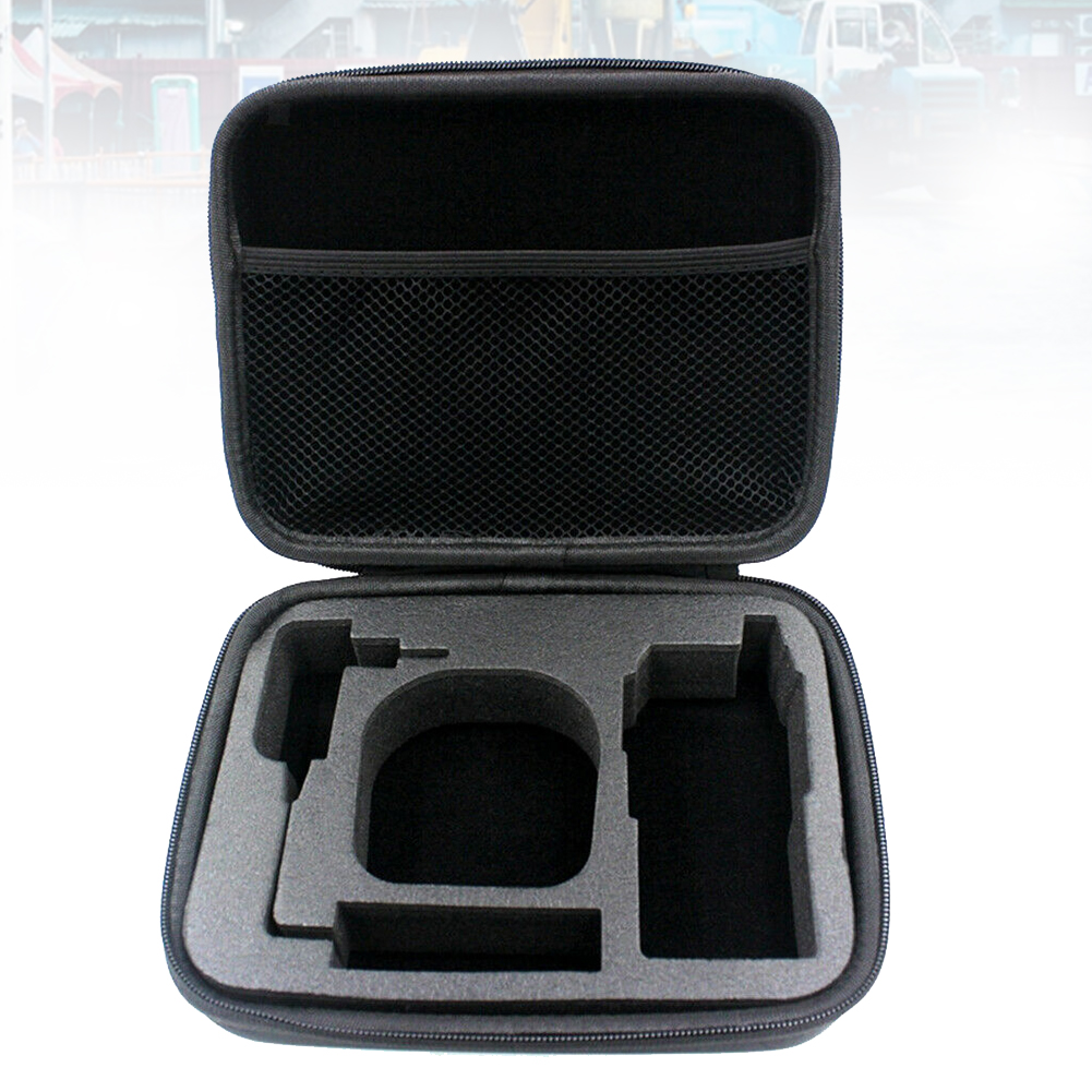 Launch Walkie Talkie Case Portable Radio Hand Bag Storage Box Dustproof Carrier Protective Travel Professional For Baofeng UV-82