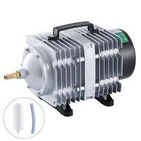 ACO 500 280L/min 500 W Elettromagnetica del compressore d'aria portatile AC 220 V aquacuture idroponico Aquarium fish Oxygen air