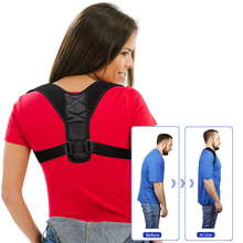 SKDK Adjustable Brace Support Belt Posture Corrector Brace Shoulder Clavicle Spine Back Shoulder Lumbar Posture Correction цена 2017