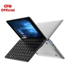 Nuovo GPD Tasca 2 8GB 256GB 7 Pollici Slim Gaming Laptop Mini PC Del Computer Netbook Touch Screen CPU intel Celeron 3965Y Finestre 10