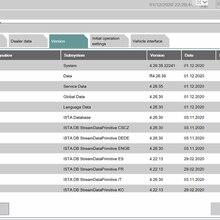 Software diagnóstico 4.26 ista-d ista-p 4.27 ista/d ista/p multi linguagem bmw e mini rheingold ista d ista p