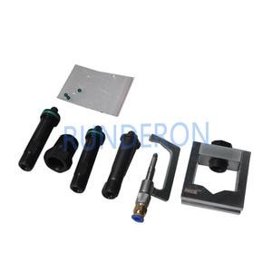 Image 5 - Дизель Сервис ремонтный цех Common Rail Инжектор адаптер зажимное приспособление разборные инструменты для Bosch Denso CRS тестер стенд