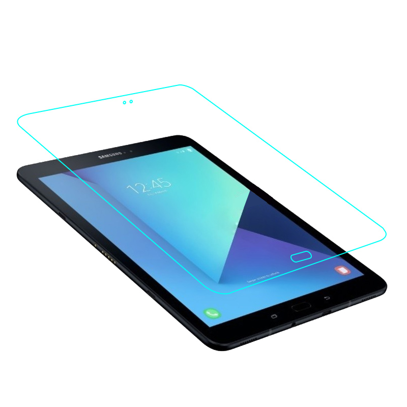 Clear Glossy LCD Screen Protector Protective Film For Samsung Galaxy Tab S3 9.7 T820 T825 9.7