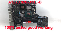 SHELI For Macbook Pro 13 A1278 Laptop Logic Board i5 SR0N0 2.5GHz Motherboard mainboard main board 820 3115 B 820 3115 B 2012 MD101 MD102 100% tested good working