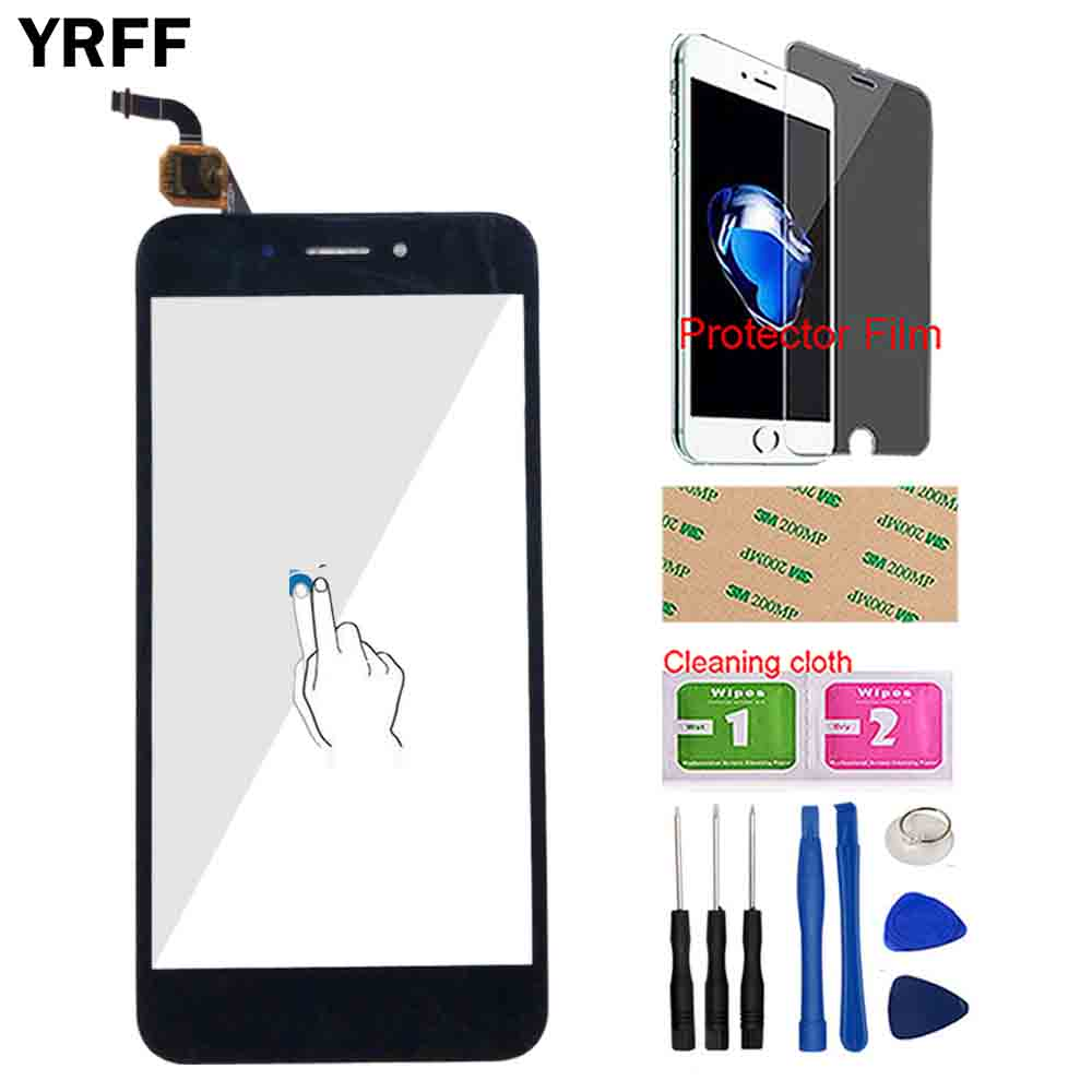 Phone Touch Screen Panel For Huawei Honor 6A DLI-TL20,DLI-AL10 DLI-L22 DLI-L01 Touch Screen Glass Digitizer Panel Sensor Tools