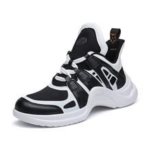 Sneakers Women 2019 Breathable Mesh Casual Fashion Sneaker Lace Up High Leisure Women Vulcanize Shoe Platform Yasialiya цена 2017