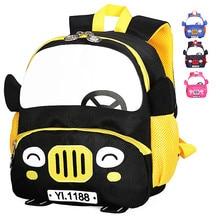 Kids School Bag Schoolbag Cartoon Backpack For A Boy Baby Sac Dos Enfant Fille Okul Cantalari