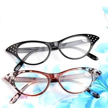 Gafas De Lectura tipo ojo De gato a la moda, Gafas De...