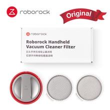 HEPA-FILTER Roborock H6 Spare-Parts-Kits Vacuum-Cleaner Original for Handheld Part-Pack