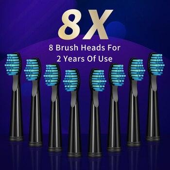 Электрическая зубная щетка SEAGO 2