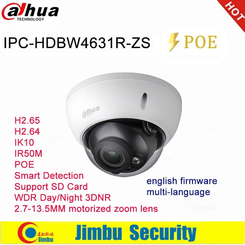 DAHUA IP Kamera 6MP POE IPC-HDBW4631R-ZS IR 50 M IP66 2.7 ~ 13.5mm - Güvenlik ve Koruma - Fotoğraf 1