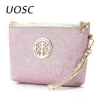 UOSC, nueva bolsa de cosméticos para mujeres, neceseres de viaje para maquillaje,...