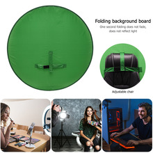 녹색 화면 사진 배경 사진 배경 휴대용 단색 녹색 배경 천 사진 스튜디오