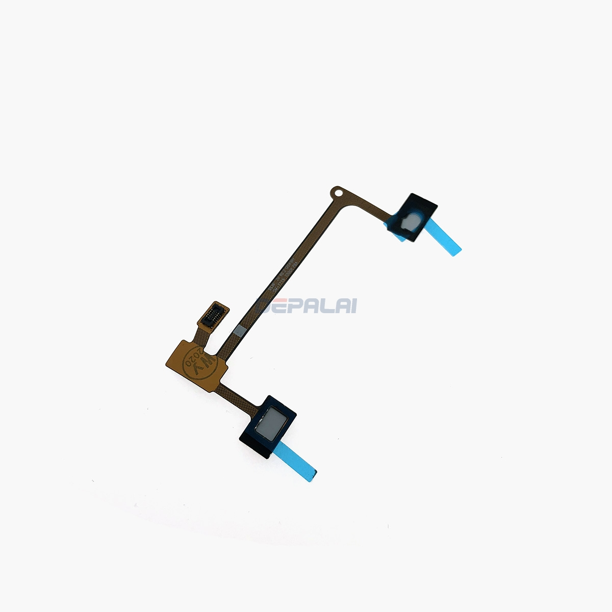 Home Button Light Sensor Flex Cable Return For Samsung SM- T719 Key Replacement Parts