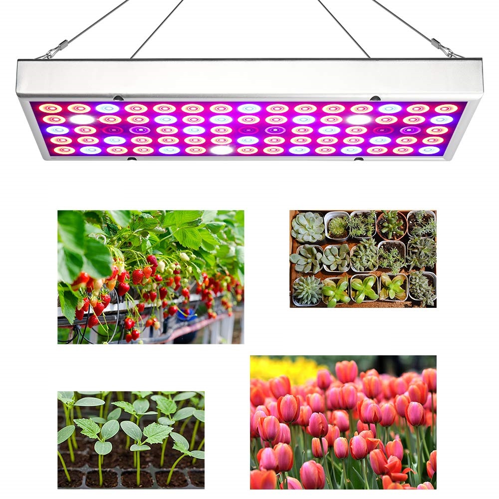 45W 25W LED Grow Light Full Spectrum 75/144LEDs Plant Growing Lamp Phytolamp For Flowers Seedling Indoor Grow Tent Fitolamp