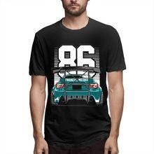 Awsome Toyota GT86 Rocket Bunny Tee Man Popular Streetwear GTR  Skyline Car T Shirt S-6XL