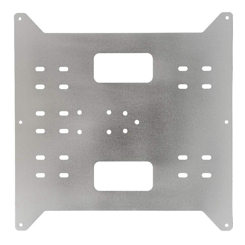 Y Axis Carriage Replacement Upgrade Aluminum Plate for Maker Select, Wanhao Duplicatior I3 and Anycubic I3 Mega 3D Printers-in 3D Printer Parts & Accessories from Computer & Office