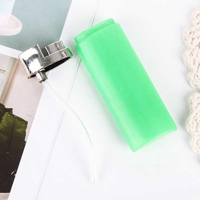 1 Pcs Lucu Trik Pesta Gag Hadiah Air Ejakulasi Wanita Lebih Ringan Palsu Lebih Ringan Lelucon Lelucon Trik Mainan Warna Acak