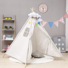 Угловая палатка для детского дома тент чтения креативная комната