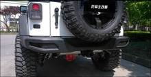 Задний бампер для jeep wrangler 10 годовщины lantsun jk