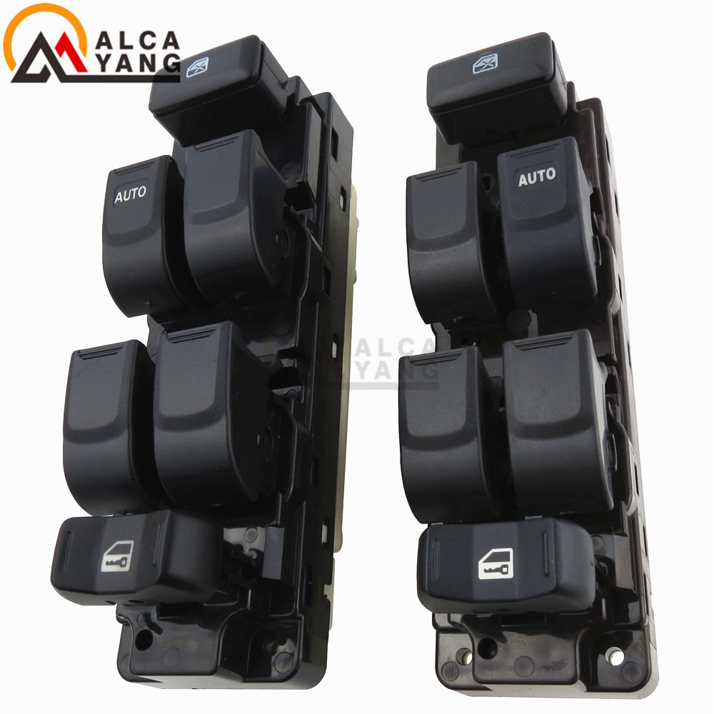 Left & Right Side Electric Power Window Switch Fit For Isuzu D max 2003 2011 897400382D|Car Switches & Relays| |  - title=