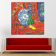 Art Wallpaper Matisse Canvas Painting Print Living Room Home Decoration Artwork Modern Wall Art Oil Painting Posters Pictures HD цена и фото