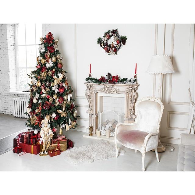 Фото художественный тканевый фон shengyongbao для рождественского