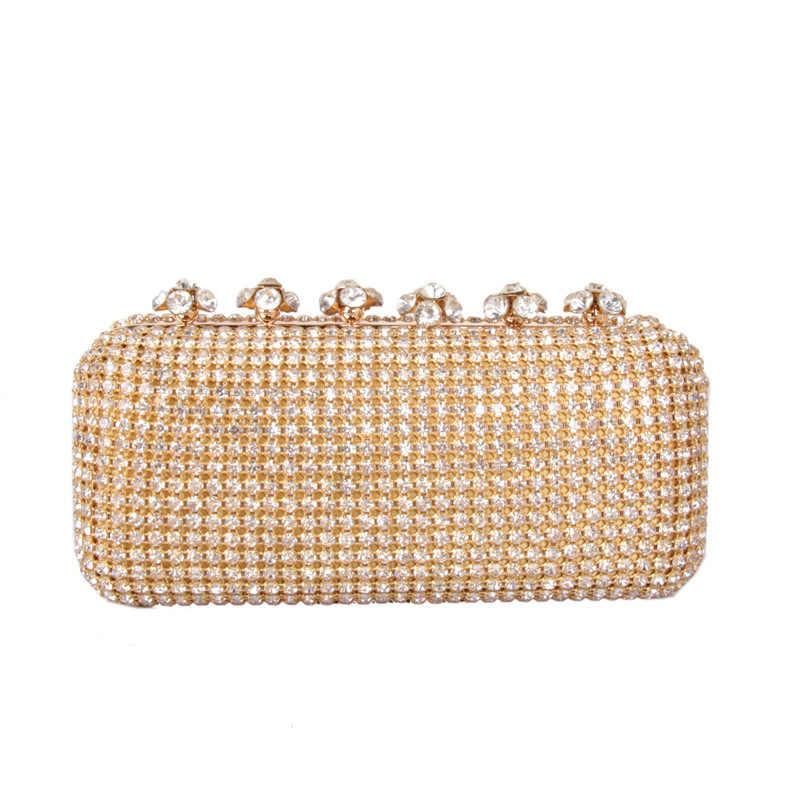 Sac à Main Perles Griffes Sacs à Main Soirée Sacs De Bal Fête Femme sacs sac à main portefeuille