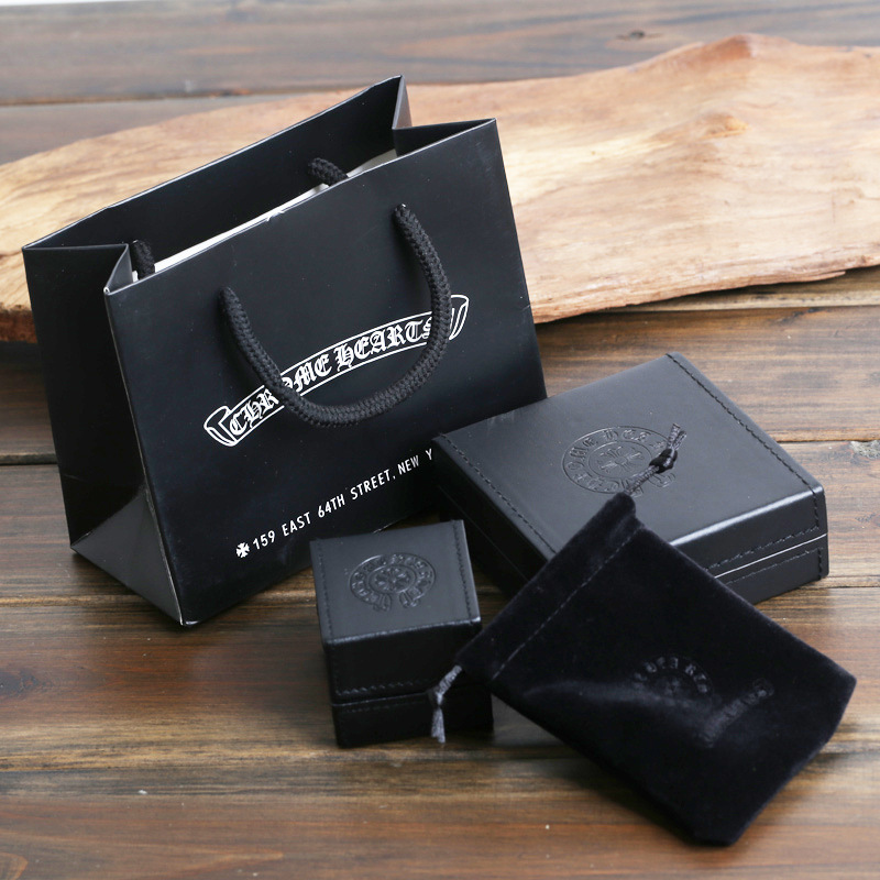 Fashion Parts Jewlery Box Gift Box Black And White With Pattern Model Leather Box Birthday Ceremony, Exquisite Packaging