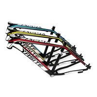 YASITE 26x17 zoll hochfesten Aluminium Legierung MTB Mountainbike Rack Aussterben Helle Disc Bremse Rahmen-in Fahrradrahmen aus Sport und Unterhaltung bei
