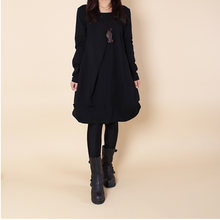 Осень 2020 Новая Женская одежда оверсайз свободное повседневное