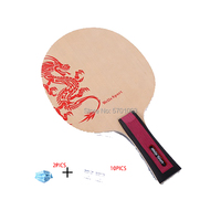 ping pong Best Quality Hinoki Surface Carbon Blade Professional Table Tennis Blade