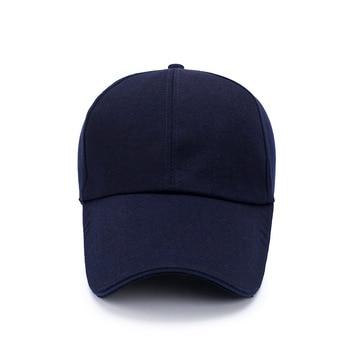 Unisex Fashion Baseball Cap Men Women Light Board Solid Color Snapback Hat Hip-Hop Adjustable Sports Cap Outdoor Climbing Hats 6
