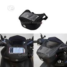 Storage-Bag Front-Navigation-Bag Kawasaki Waterproof For Motorcycle J300/Multifunctional/Waterproof