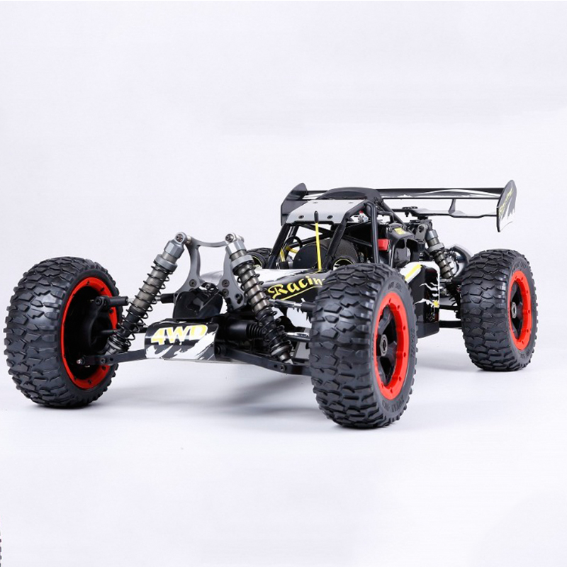 Nuevo coche RC de escala 1/5 para Baja 4WD Gas Baja Buggy RTR con motor 45cc