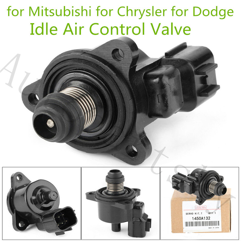 Good Quality For Mitsubishi Chrysler Dodge Idle Air Control Valve MD628166 MD628168 MD628318 1450A069 1450A132 MD628119 MD628174